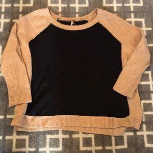 Free People sweater.  Size XS